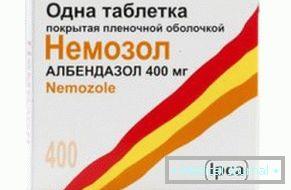 eldobható féregkészítmények gyógyszerek gyermekek giardiasisához