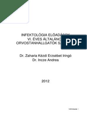 giardiasis lappangasi ideje széles spektrumú helminták