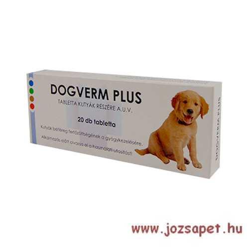 bélféreg elleni tabletta az emberi férgek kezelése