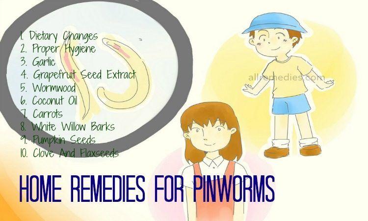 mit jelent a pinworms?