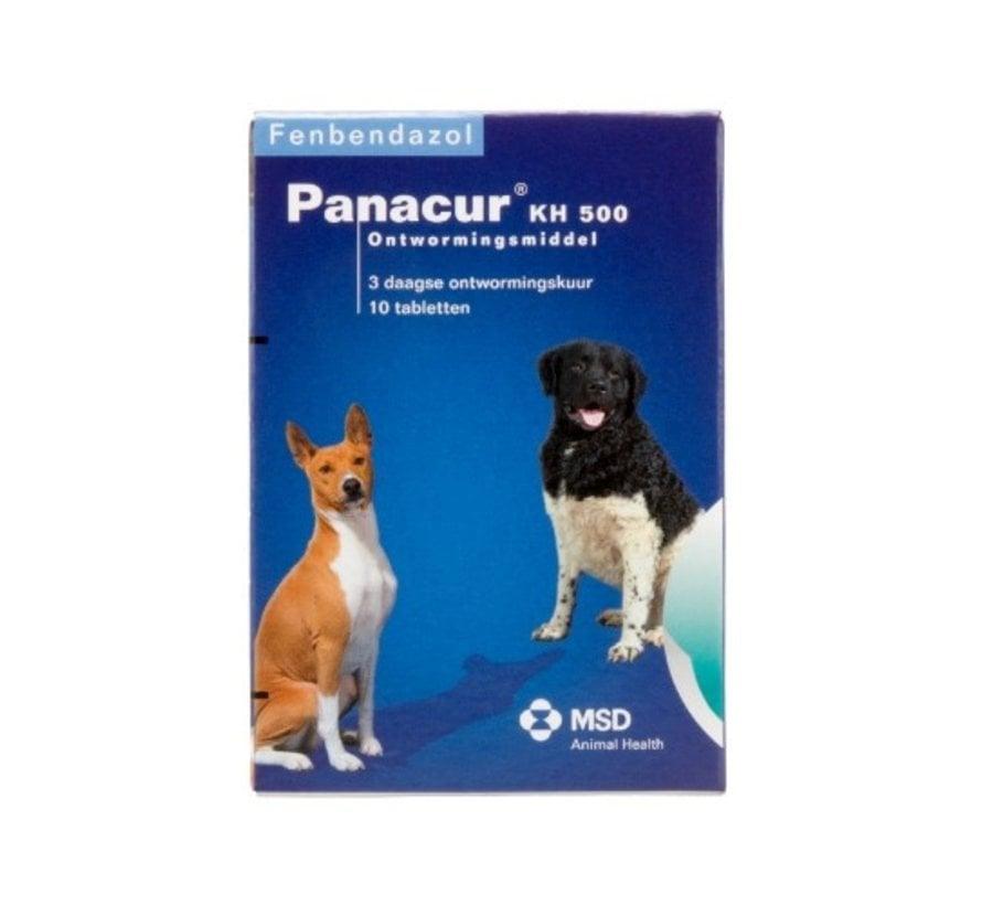 panacur giardia treatment