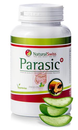 évente egy tabletta a parazitákból