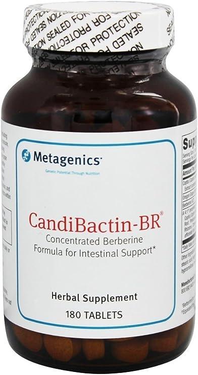 candibactin br paraziták