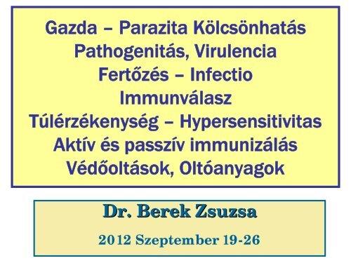 helmint fertőzések megelőzési reakciója féregkészítmények neve