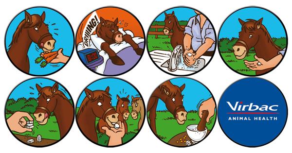 A ló galandférgessége