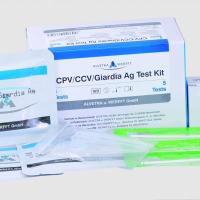 giardia teszt parazitá szervezet