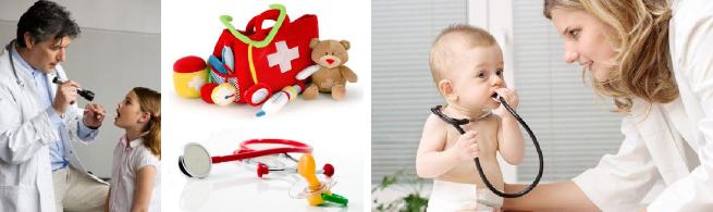 guardia medica bambini