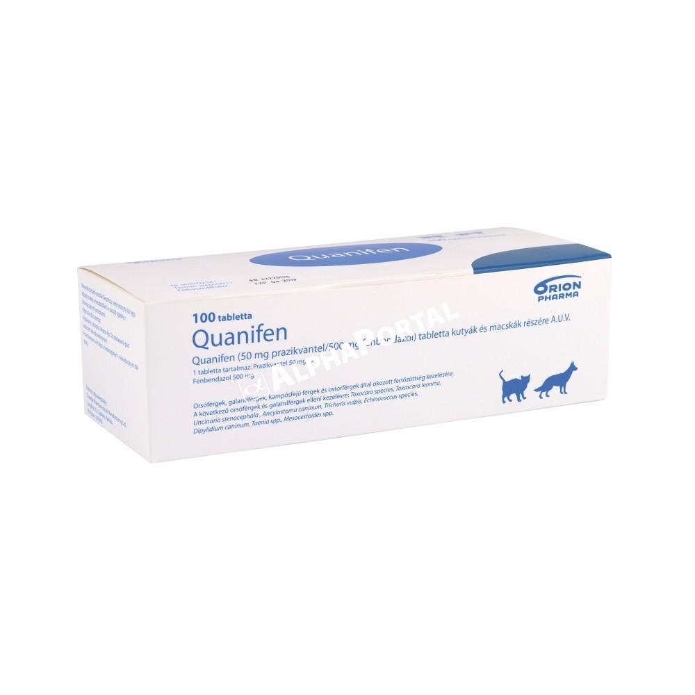 helmintikus fertőzés kezelésére szolgáló gyógyszerek)